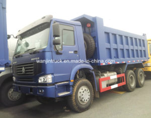 Sinotruk HOWO 19.32m3 Dump Truck pictures & photos