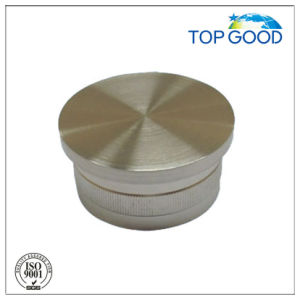 Stainless Steel Flat Solid End Cap pictures & photos