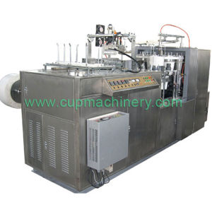 Double Sides PE Coated Paper Bucket Machine