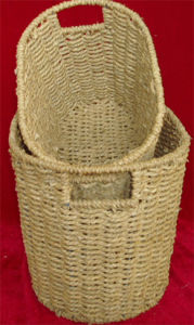 Sea Grass Basket (T04-066)