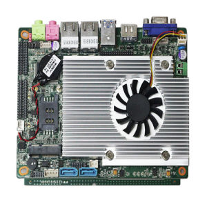 Quad Core Processor Motherboard with IVY Bridge I3/I5/I7 (HM77-07) pictures & photos