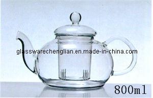High Borosilicate Glass Pot (NRH-014) pictures & photos