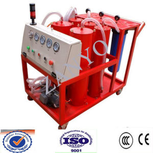Simple, Small Investment, Wide Application, High Efficiency Portable Oil Purification System pictures & photos