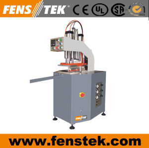 Single Head Welding Machine/ PVC Door Window Production Line/ PVC Profile Window Frame Making Machine (SHT01)