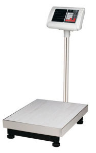 Digital Weighing Platform Floor Scales pictures & photos