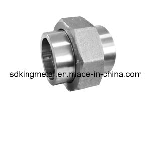 Forged Steel Socket Welding Union pictures & photos