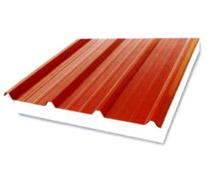 EPS Sandwich Roof Panel pictures & photos