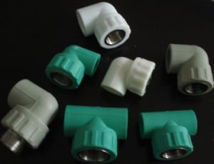 DIN8077/8078 PPR Pipe Fittings for Water Supply pictures & photos
