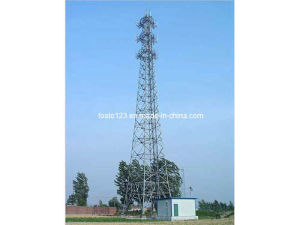 Telecommunication Microwave Tower