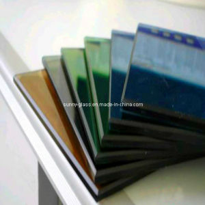 Low E Glass- Coated Glass with Good Price (4mm 5mm 6mm) pictures & photos