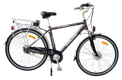 700C City E-Bike for Man (TDA-606Z-1)