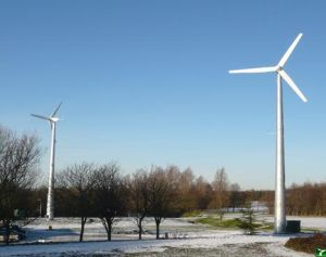50kw Horizontal Axis Wind Turbine Generator pictures & photos