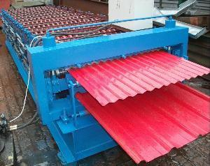 Roof Sheet Double Layer Tile Press
