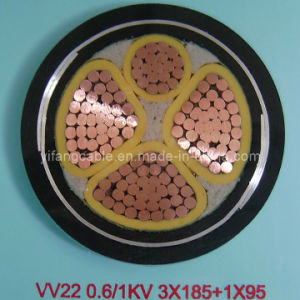 Multi Core Low Voltage PVC Cable pictures & photos