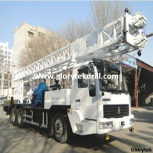 400m Truck Mounted Water Well Drilling Rig (C400ZYII) pictures & photos