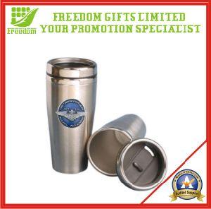 Customized Logo Promotional Stainless Steel Travel Mug (FREEDOM-TM03)