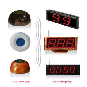 Wireless Call Bell System for Restaurant