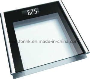 Hotel Bathroom Glass Weighing Scale pictures & photos