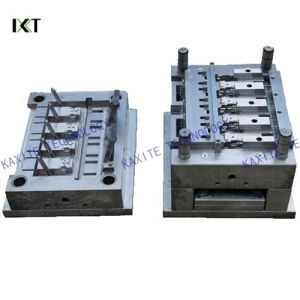 High Precision Plastic Injection Moulds with Mould Design Service pictures & photos