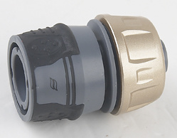"""1/2"""" Quick Connector with Stop (GU622)"""