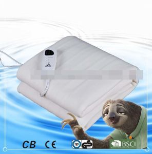 Factory Wholesale OEM Electric Blanket for Warming Your Bed pictures & photos