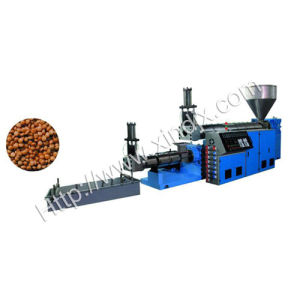 PET/PP/PS/PE Granulating Line