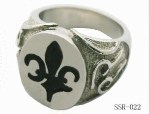 Hot-Selling Stainless Steel Ring for Jewelry SSR-022