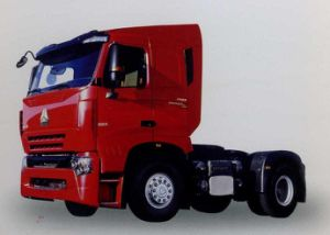 HOWO A7 4*2 Zz4187m3517n1b/L2PA-1 Tractor Truck pictures & photos
