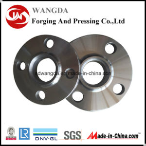 Awwa API Carbon Steel Flange for Water Work pictures & photos