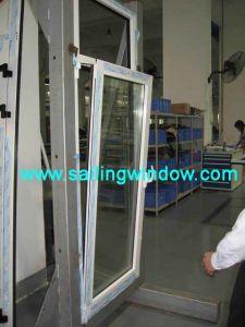 Aluminium Window- Tilt and Turn Window pictures & photos