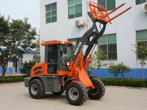 Multi-Function CE Wheel Loader with Pallet Fork (HQ910E) pictures & photos