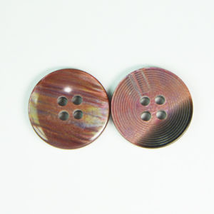 Factory High Quality Polyester Resin Plastic Button with Oeko BV Intertek Certifications pictures & photos