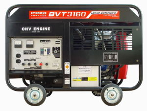 B&S Engine China Supplier Single Phase Portable Gasoline Generator pictures & photos