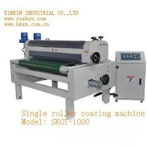 Wood Furinture Single Roller UV Coating Machine (SKGT1000)