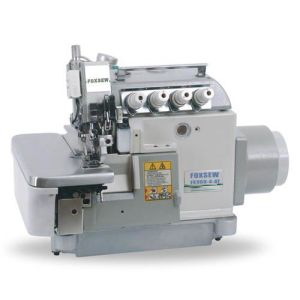 Direct Drive High Speed Overlock Sewing Machine pictures & photos