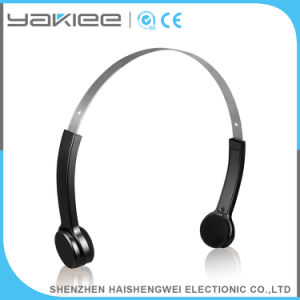 ABS Wired Hearing Aid Bone Conduction Headset pictures & photos