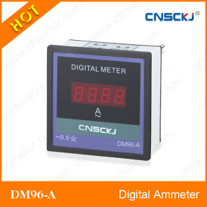 Dm96-a Famous Digital AC AMP Meter with CE Cetification