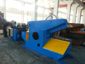 Q43-250 Hydraulic Scrap Metal Cutting Shear Machine (Quality Guarantee) pictures & photos