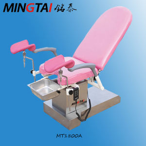 Mt1800 Electric Gynecologial Examination Table pictures & photos