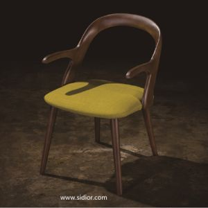 (SL-8107) Modern Furniture Solid Wood Dining Chair for Restaurant Furniture Manufacturer pictures & photos