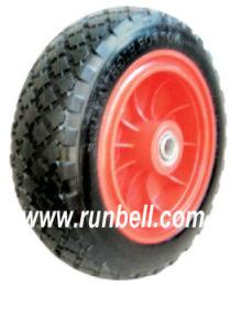 PU Foam Filled Solid Tyre