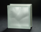 190*190*80mm Acid Cloudy Glass Block with AS/NZS 2208 pictures & photos