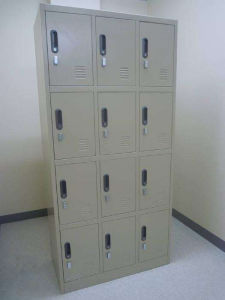 China Storage Locker with 18 Doors pictures & photos