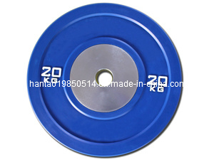 Competition Barbell Plate Blue
