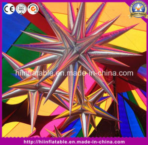 Colorful Inflatable Star Light Balloon Party Decoration Inflatable LED Star pictures & photos