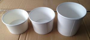 Custom Frozen Yogurt Paper Cups pictures & photos