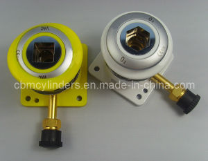 DIN O2, Vacuum Terminals for Medical Bed Head Units pictures & photos