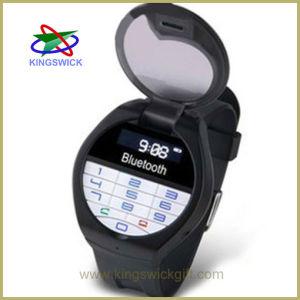 2013 Digital Wireless Vibrating Bluetooth Watch Mobile Phone (MW1553B)