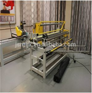 Automatic Fabric or Leather Strip Cutting Machine pictures & photos