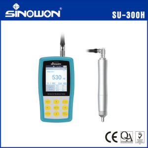 Portable Ultrasonic Hardness Tester with Manual Probe SU-300H pictures & photos